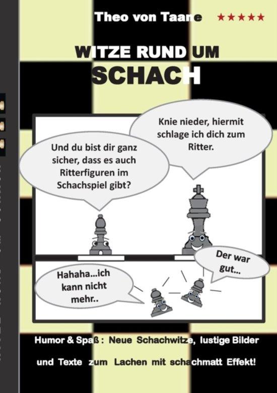 Bolcom Witze Rund Um Schach Theo Von Taane 9783734731655 Boeken