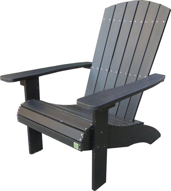 De comfortabele en onderhoudsvrije adirondack stoel van gerecycled kunststof belize n - Comfortabele lounge stoel ...