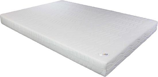 Bedworld - Matras koudschuim HR45 - 140x200 - 15 cm matrasdikte Merdium