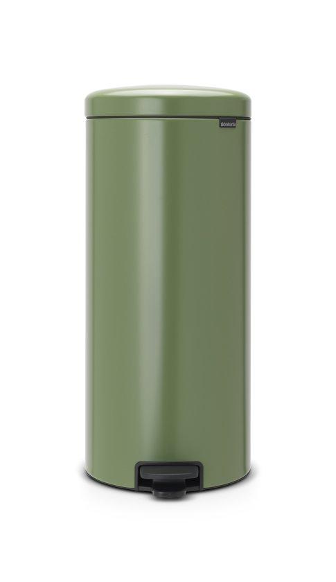 Brabantia NewIcon Pedaalemmer 30 Liter Groen