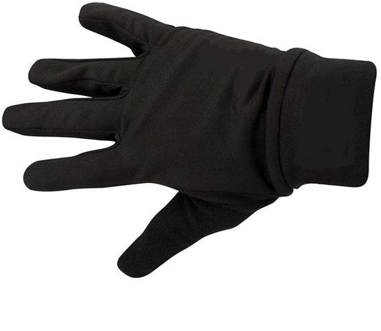 Sporthandschoenen Touchscreen - Handschoenen Sport - Voetbal Hockey Hardlopen Fietsen - Reflectie - Anti-Slip Grip - Jongens / Meisjes - Zwart - Maat XS / S