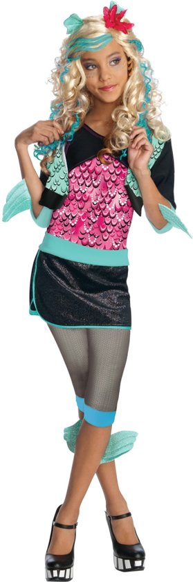 Lagoona Blue Monster High� outfit voor meisjes - Verkleedkleding - 110/116