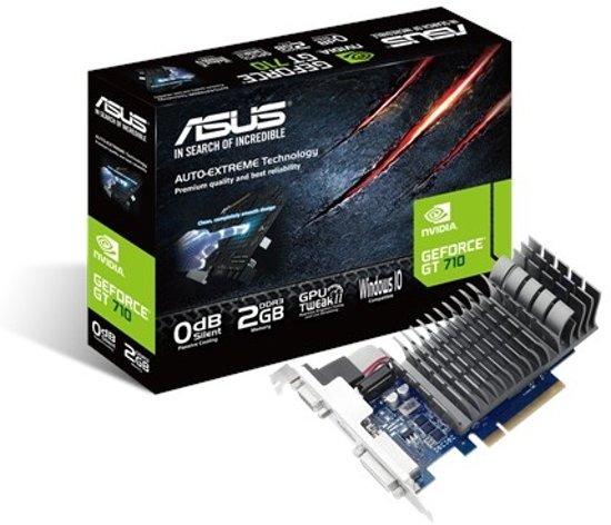 ASUS 710-2-SL GeForce GT 710 2GB GDDR3