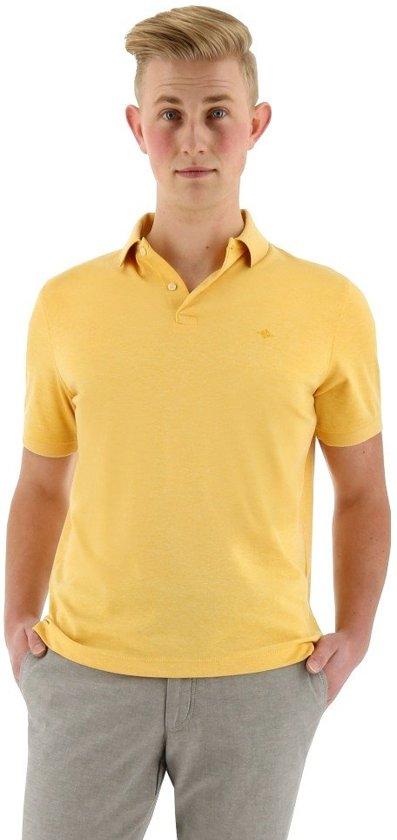 Baileys polo shirt yellow_S, maat S