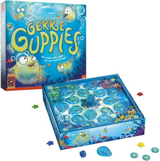 Gekke Guppies Bordspel