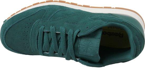 Eu Reebok 38 Maat Cm9079 Sportschoenen Cl Groen Leather Vrouwen Sg xwOBaqS