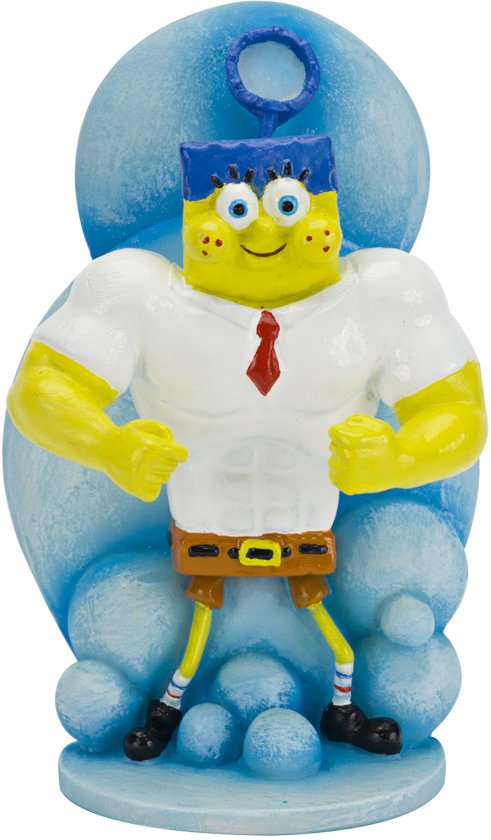 Ornament Spongebob - Pumped Up