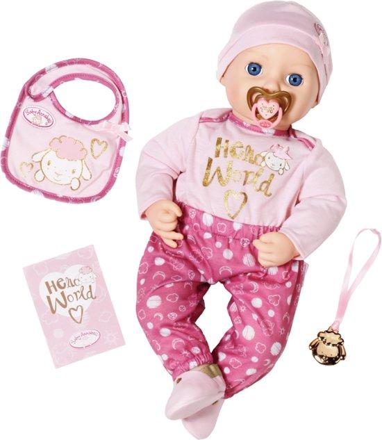 Baby Annabell Deluxe Starter Set 43cm