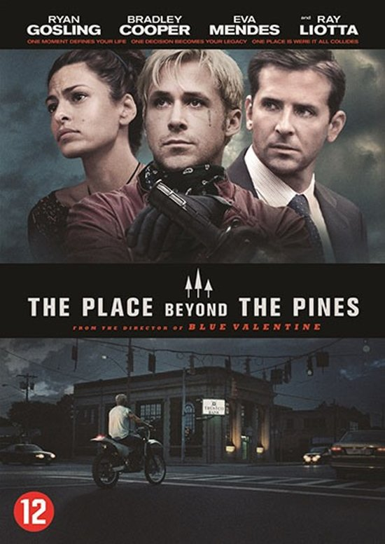 Cover van de film 'The Place Beyond The Pines'