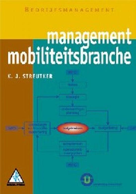 Mobiliteitsbranche Bedrijfsmanagement CD ROM
