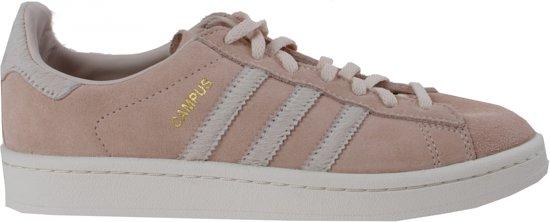 4126ee163cb Adidas Campus Sneakers Dames Roze Maat 41 1/3