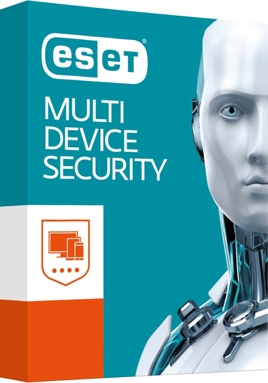 ESET Multi-Device Security 10 - 2 Apparaten - Nederlands - Windows / Mac / Android