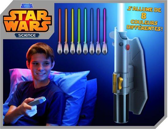 Star Wars - Lichtzwaard Laser om tegen de muur te hangen - Decoratie