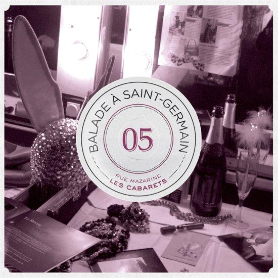 Balade A St Germain: 5 Cabarets