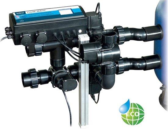 Aansluitset Flowmatic voor Ultrabead of Triton zandfilter.
