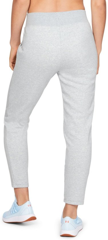 Heather Under Maat DamesMod Gray Sportbroek Rival Pant Xl Armour Fleece Light m8v0ONnw