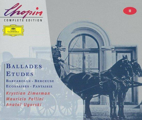 Volume 2-Ballades & Etude