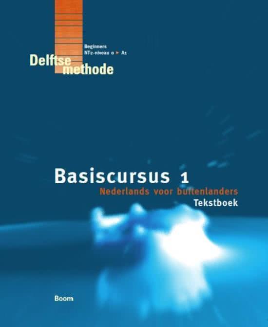 Basiscursus 1 Nederlands voor buitenlanders / deel Tekstboek