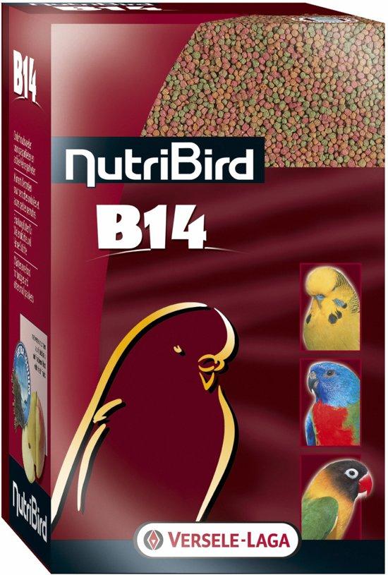 Nutribird B14 Onderhoudsvoeder - 0.8 Kg