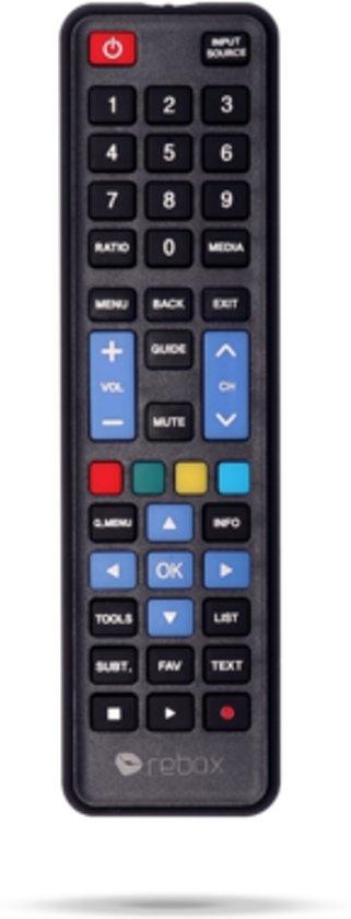 Universele afstandsbediening voor alle Samsung en LG televisies