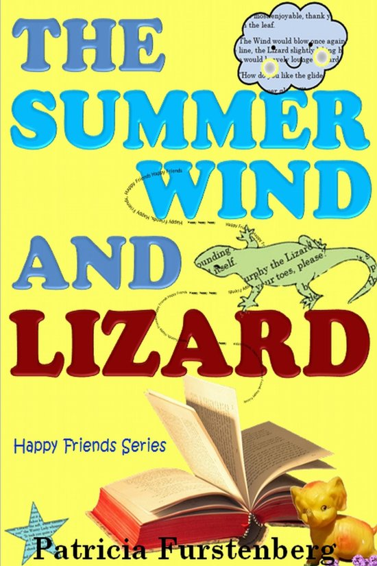 Bolcom The Summer Wind And Lizard Happy Friends Series Ebook