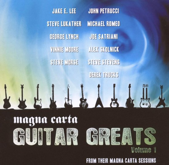 Magna Carta Guitar Greats