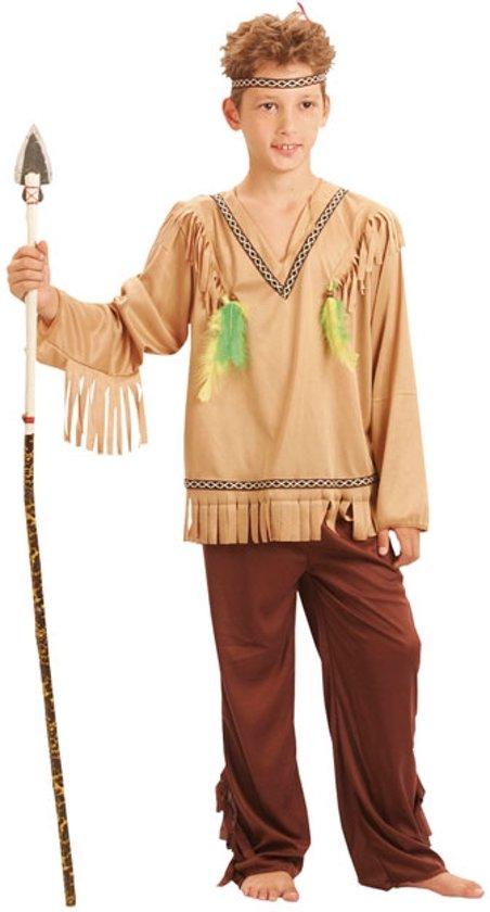 Indiaan - Kostuum - 4-6 jaar