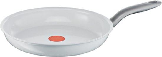 Tefal Ceramic Control White Induction Koekenpan 21 cm