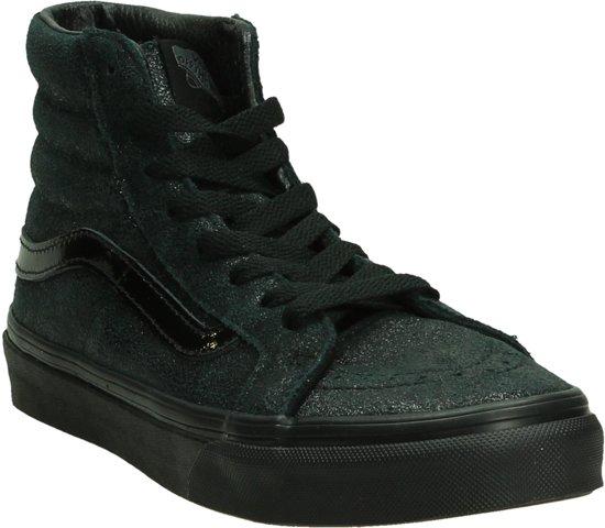 Hoog black Hi Unisex Black 5 Slim M1i 36 Maat Vans Zwart Sneakers Sk8 qE7wwfI