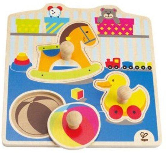 Hape Steekpuzzel Speelkamer