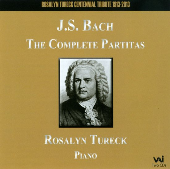 Bach: The Complete Partitas