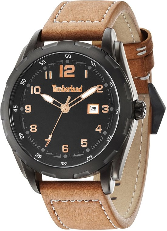 Timberland Heren Horloges Bruin