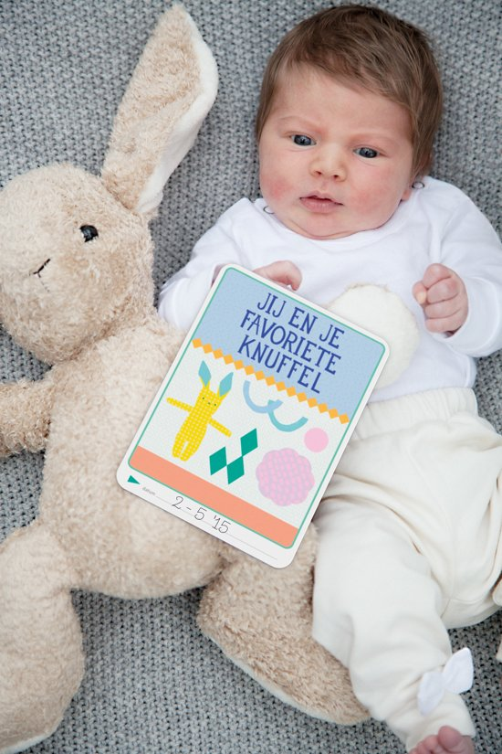 Milestone™ Pregnancy and Newborn Photo cards