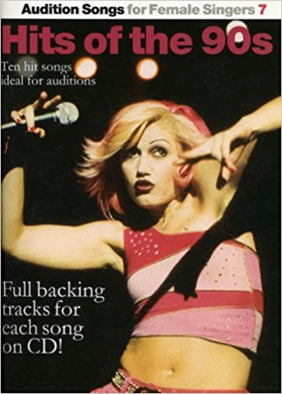 Audition Songs for Female Singers 7