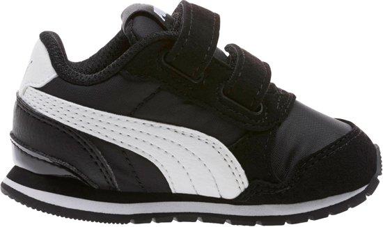 23e45aa7aa9 Puma Jongens Sneakers St.runner Jr - Zwart - Maat 25