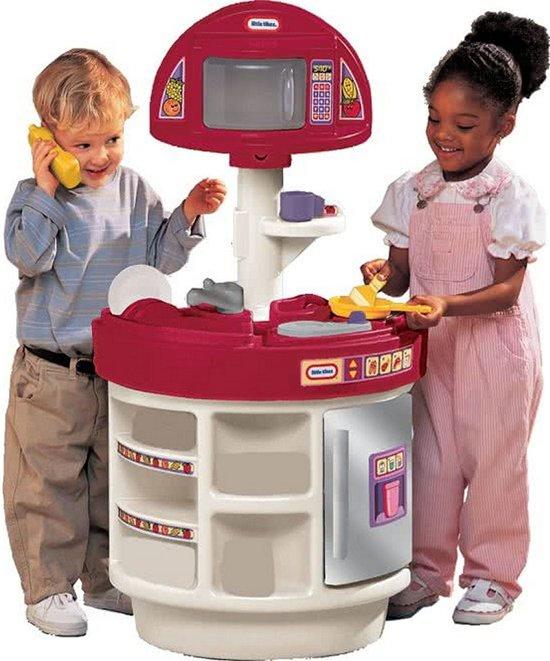 Engelse Keuken Maten : bol.com Little Tikes Keuken Cookin' Around,Little Tikes Speelgoed