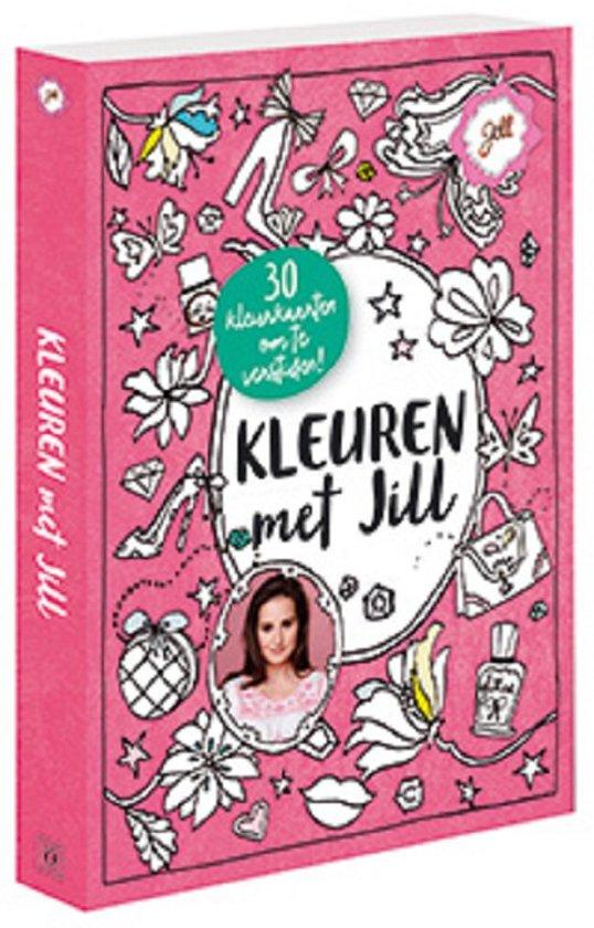 Jill - Kleuren met Jill