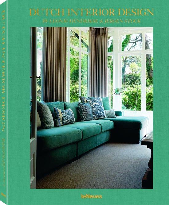 Afbeelding van Dutch Interior Design by Leonie Hendrikse & Jeroen Stock