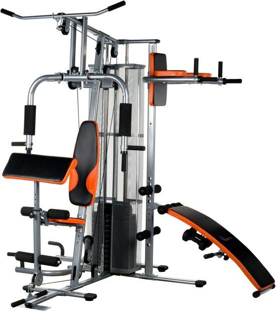 Krachtstation - total work out - multifunctioneel trainingstoestel