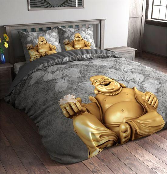 bol.com | Sleeptime Fat Buddha Grey