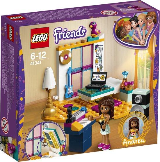 Bol Com Lego Friends Andrea S Slaapkamer 41341 Lego