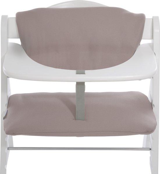 Hauck Highchairpad Deluxe Kinderstoel - Stretch Beige