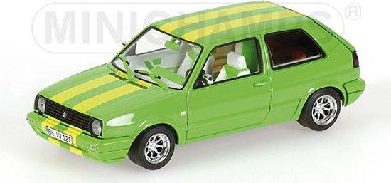 Minichamps - Volkswagen Golf II Street Racer - Groen - Schaal 1:43