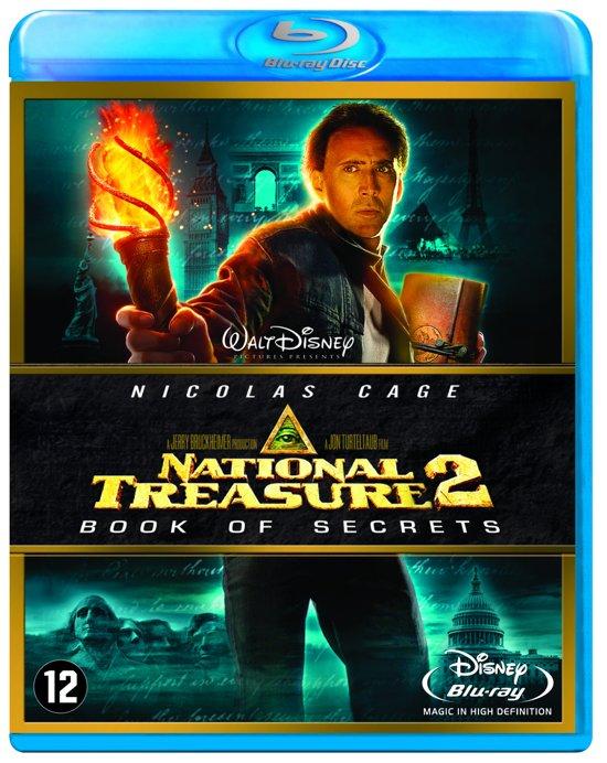 Cover van de film 'National Treasure 2: Book Of Secrets'
