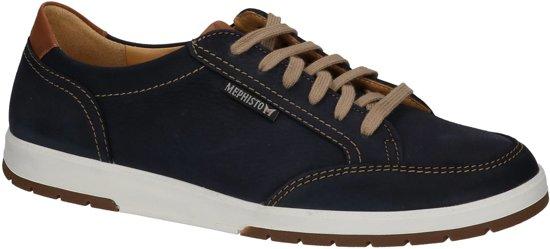 Chaussures De Sport Pour Les Hommes Mephisto - Bleu, Taille 44
