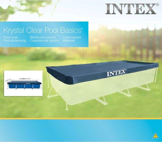 Intex Zwembadhoes rechthoekig 450x220 cm 28039