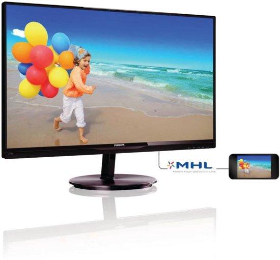 Philips 274E5QHSB - IPS Monitor