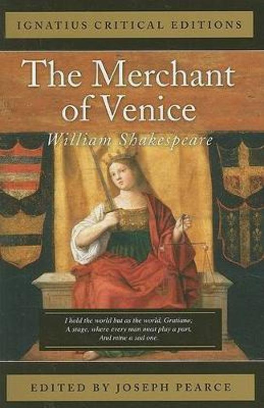 an interpretation of william shakespeares merchant of venice