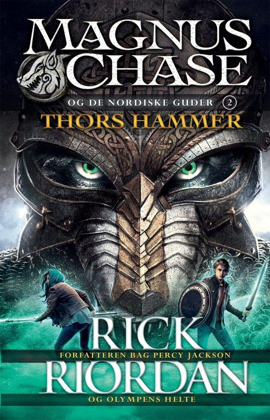 Magnus Chase og de nordiske guder - Thors hammer