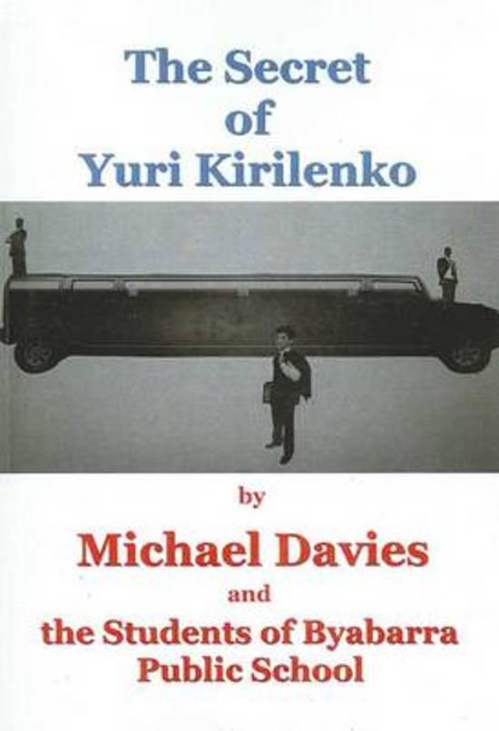 Secret of Yuri Kirilenko